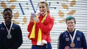 leon lidya valentin campeona de europa