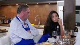 Rocío Crusset, sobre Carlos Herrera: No estoy educada para tener novio