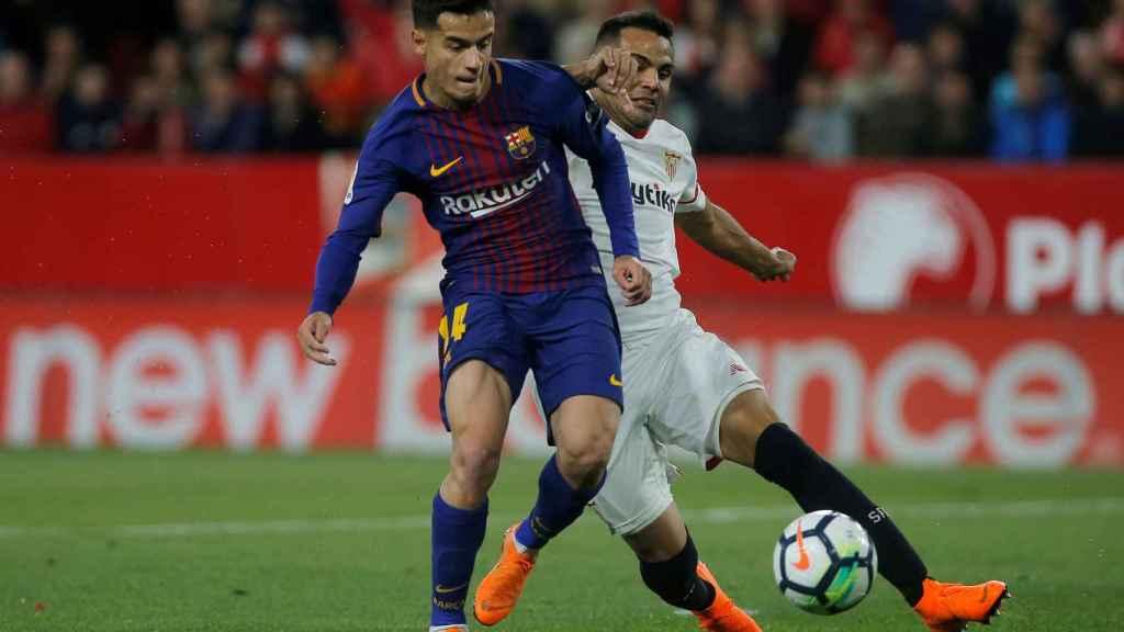 Sevilla - Barcelona, en vivo y en directo