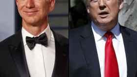 Jeff Bezos vs. Donald Trump
