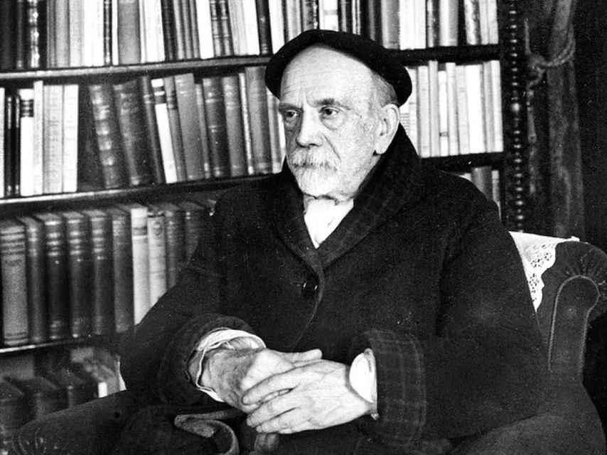 Pío Baroja. EFE.