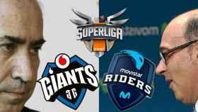 Nace el nuevo clásico de los eSports: Vodafone Giants vs Movistar Riders