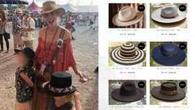 ¿Quieres los sombreros de Elsa Pataky y sus hijos? Paga 100 euros por 'cabeza'