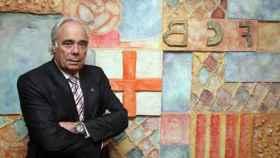 Albert Perrín, exdirectivo del Barça, en un imagen de archivo.