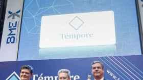 Imagen de archivo del debut de una cotizada del MAB.