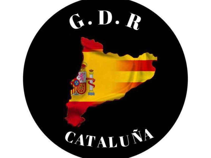 Logotipo de los GDR de Cataluña