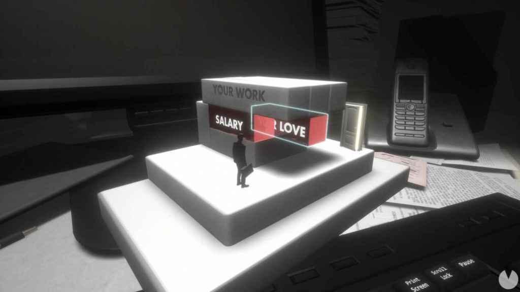 Los juegos de puzles en VR como 'Salary Man Escape' son muy atractivos.