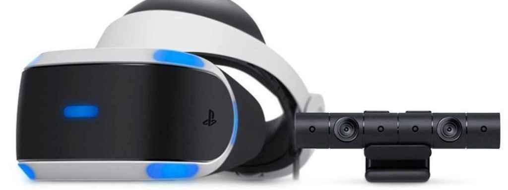 Ahora se puede conseguir PlayStation VR por 299 euros.