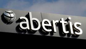 El logo de Abertis.
