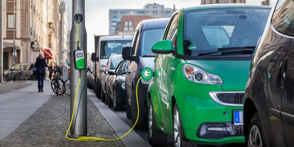 coches electricos recarga carga