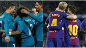 Real Madrid y Barcelona, en Champions League