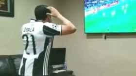 La mejor reacción de un fan de la Juve a la chilena de Cristiano