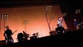 Vetusta Morla en el concierto de anoche.