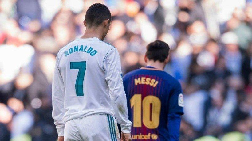 El Pichichi y Messi, la motivación de Cristiano en el derbi