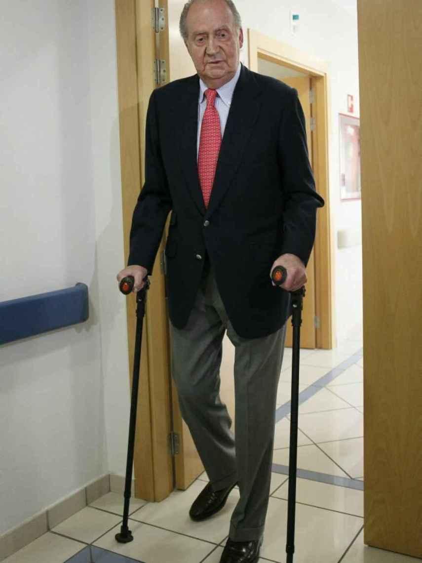 Juan Carlos, cuando pidió perdón por el caso Botsuana.