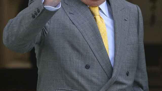 El rey Juan Carlos I, en una imagen de archivo./