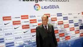 Javier Tebas, presidente de La Liga. Foto: laliga.es