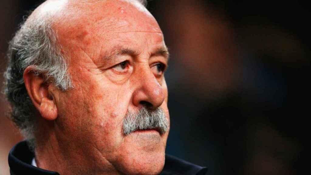 Vicente del Bosque. Foto. fifa.com