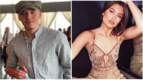 Brooklyn Beckham y Lexi Wood