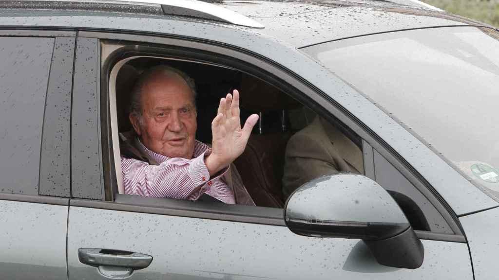 El rey Juan Carlos I recibe el alta médica
