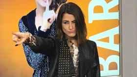 Barei en su primera rueda de prensa como representante de España en Eurovisión