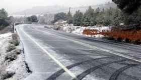 nieve carretera leon salamanca europa press