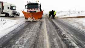 Zamora nieve sanabria diputacion carreteras 4
