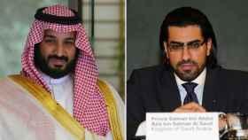 Mohamed bin Salman, el heredero del trono de Arabia Saudí.