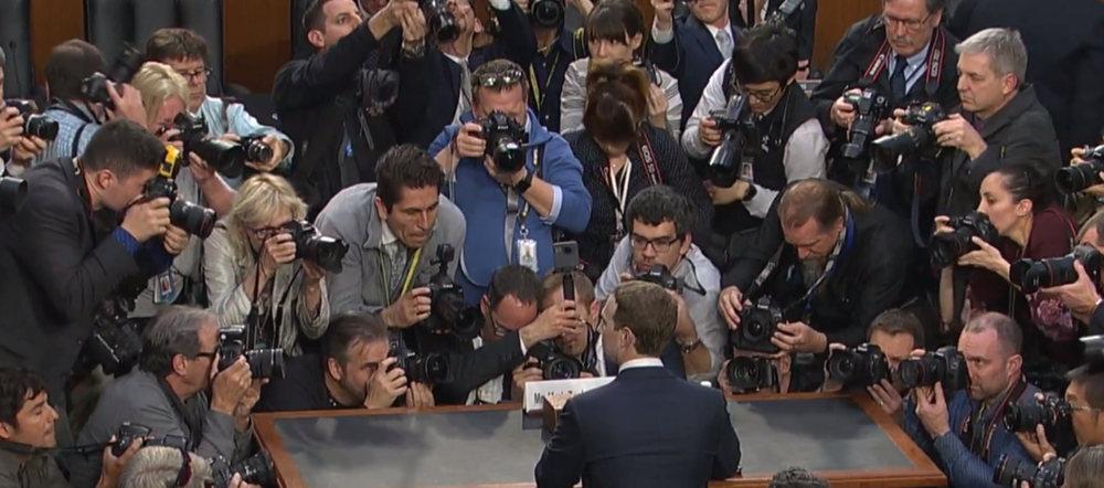 zuckerberg testimonio senado 1