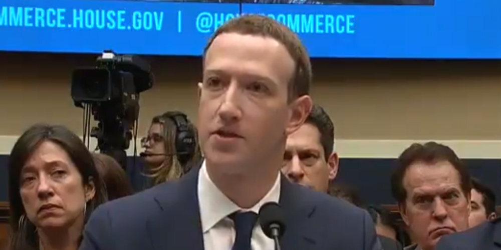 zuckerberg congreso privacidad