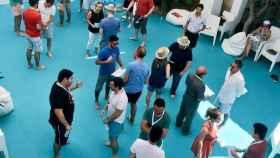 Menorca Millennials cuenta con varias zonas para hacer 'networking'