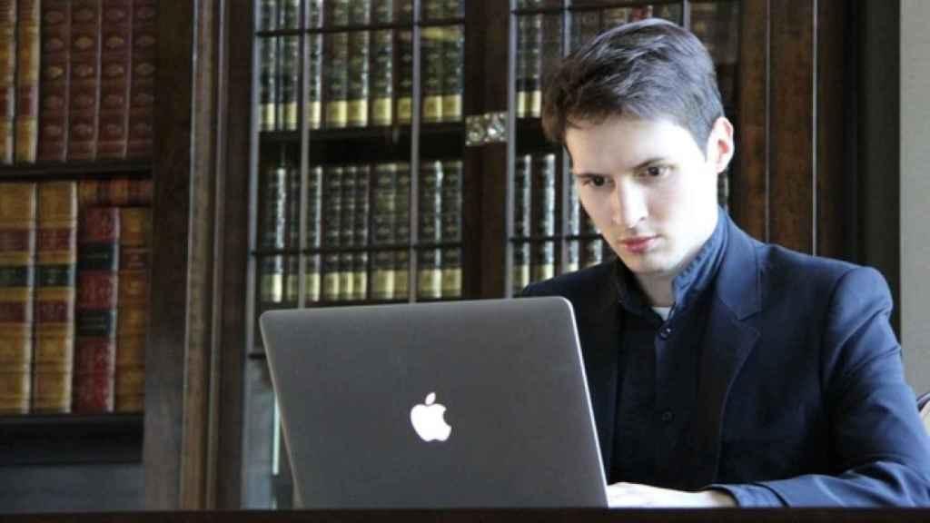 Pavel Durov, fundador de Telegram y Vkontakte