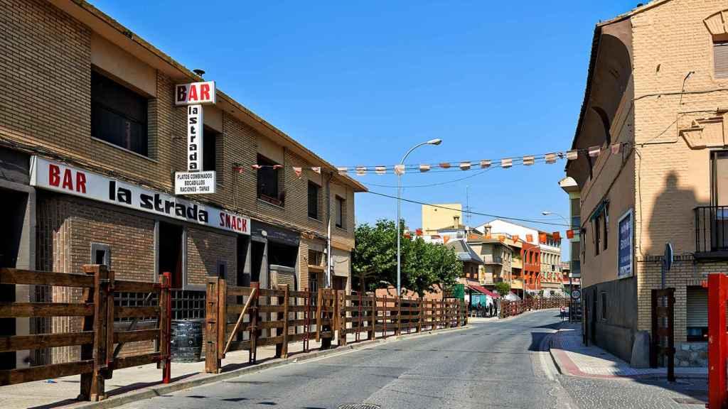 Fermín Garcés nació en la localidad navarra de Valtierra.