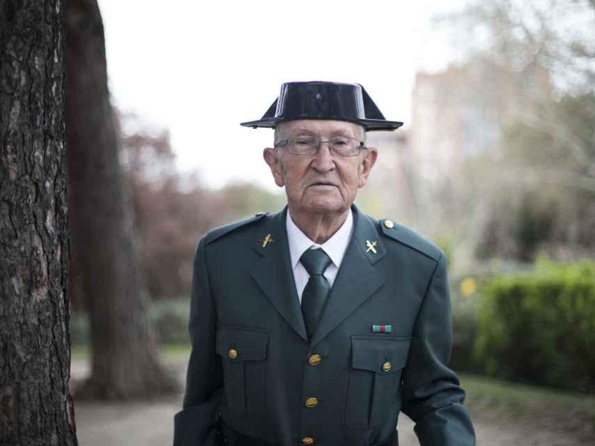 Fermín Garcés cumplirá 87 años el próximo 7 de julio.