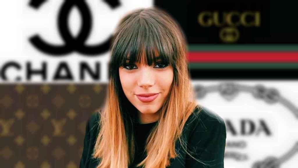 Alejandra Rubio en un montaje.