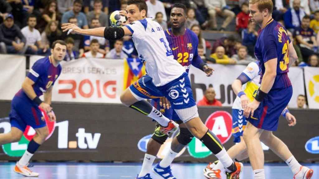 El Granollers sucede al Logroño como equipo capaz de derrotar al todopoderoso Barça.