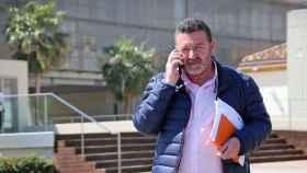 Francisco Javier Lobo, el alcalde de Grazalema aludido por Rajoy.