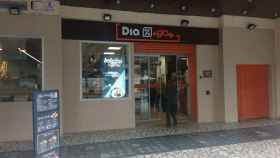 El establecimiento Dia&Go en Conde de Peñalver (Madrid).