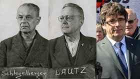 La huella nazi del Land que excarceló a Puigdemont.