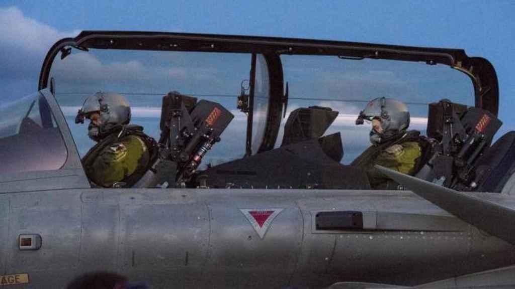 Aviones no identificados atacan una de las bases iraníes más importantes de Siria