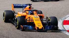 Fernando Alonso volvió a ilusionar en Shanghái.
