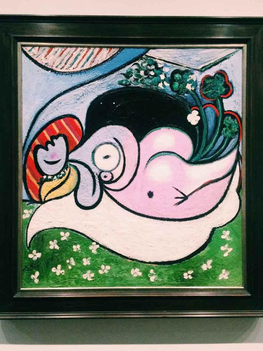 The Dreamer, Picasso.