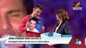 """Jesús Vázquez: """"Volvería a grabar un disco"""""""