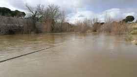 Valladolid-adaja-afluente-nivel-alerta