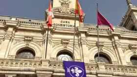 bandera-scout-ayuntamiento-valladolid
