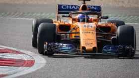 Alonso repitió séptimo puesto en Shanghái.