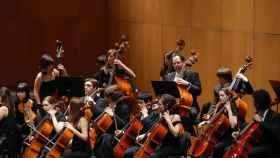 C joven orquesta sinfonica salamanca