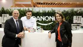 Las últimas novedades de Danone en Alimentaria.