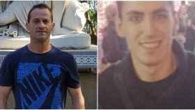 Los dos asesinados, José Luis, de 43 años, y Juan Alberto, de 24 años
