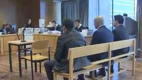 Los policías y el confidente acusados, en el banquillo de la Audiencia Provincial de Madrid